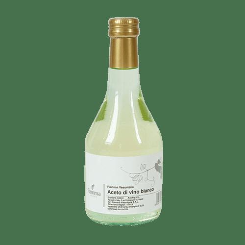 Fiamma Vesuviana Aceto di Vino Bianco