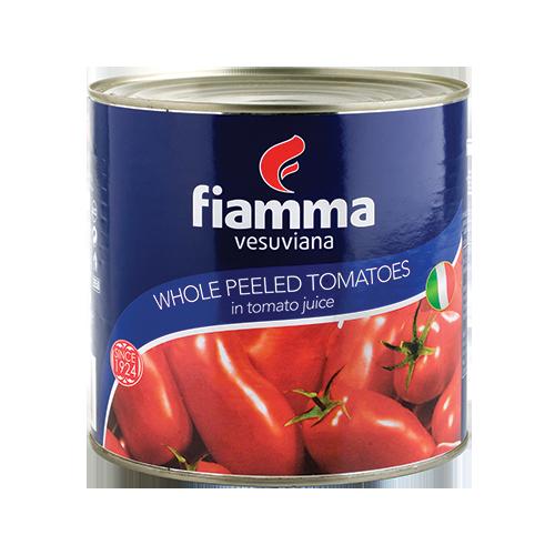Fiamma Vesuviana peeled tomatoes 2550g