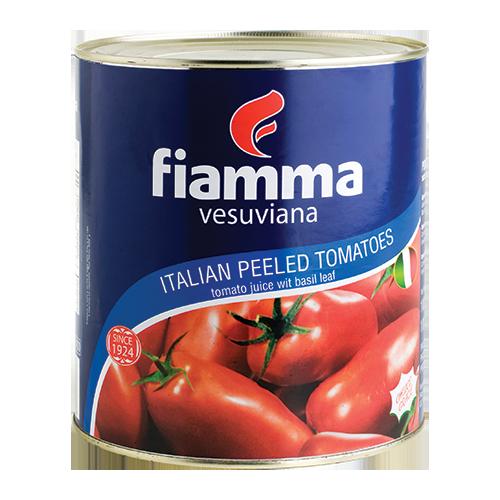 Fiamma Vesuviana peeled tomatoes 3000g