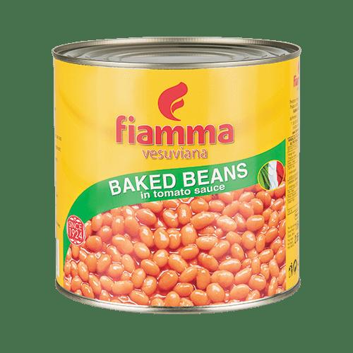 Baked Beans in Tomato Sauce 2500g