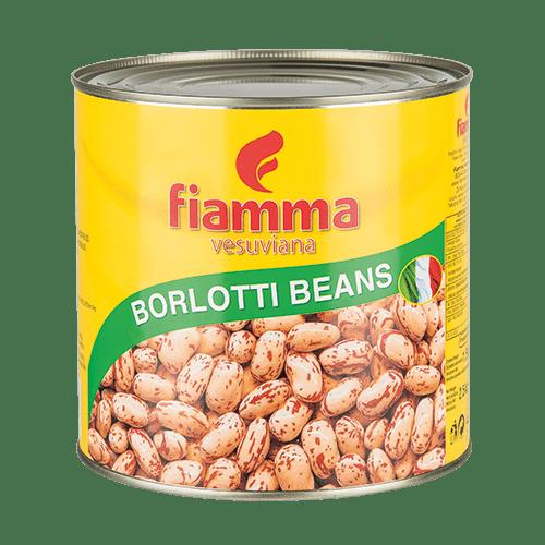Borlotti Beans 2500g