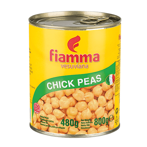 Chickpeas 800g