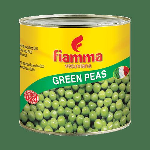 Green Peas 2500g