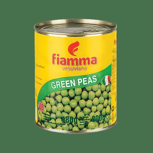 Green Peas 800g