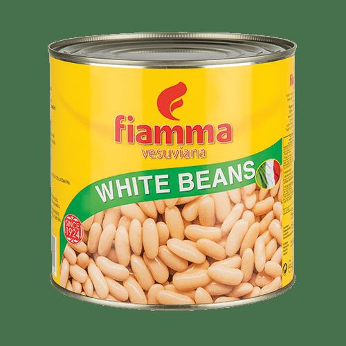 White Beans 2500g