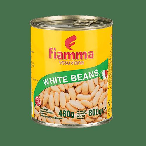 White Beans 800g
